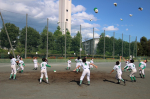 低学年 優勝!第45回 和光市長旗・ホンダ杯争奪少年野球大会